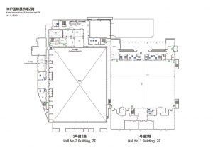 1F Convention Hall & Meeting Rooms